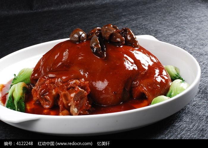 免费素材 图片素材 餐饮美食 中华美食 海参烧肘子
