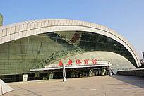 嘉庚体育馆建筑摄影