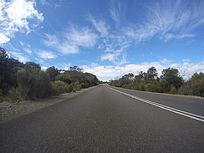 迷人的澳洲袋鼠岛热带雨林风光