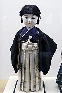 日本市松偶人