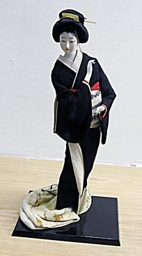 日本尾山偶人