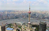 上海浦江风情