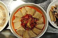 蒸菜红油臭豆腐