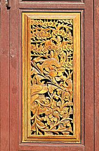 白族民居门窗 木雕艺术