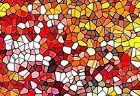 窗户玻璃创意画