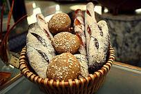 面包自助餐点心高清大图