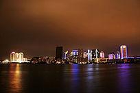 厦门市城市夜景