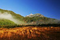 玉龙雪山草甸风光