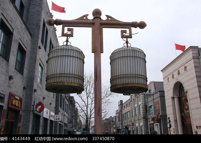 北京胡同鸟笼图片,高清大图_建筑摄影素材