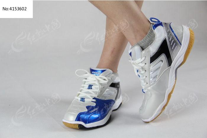 模特鞋子图