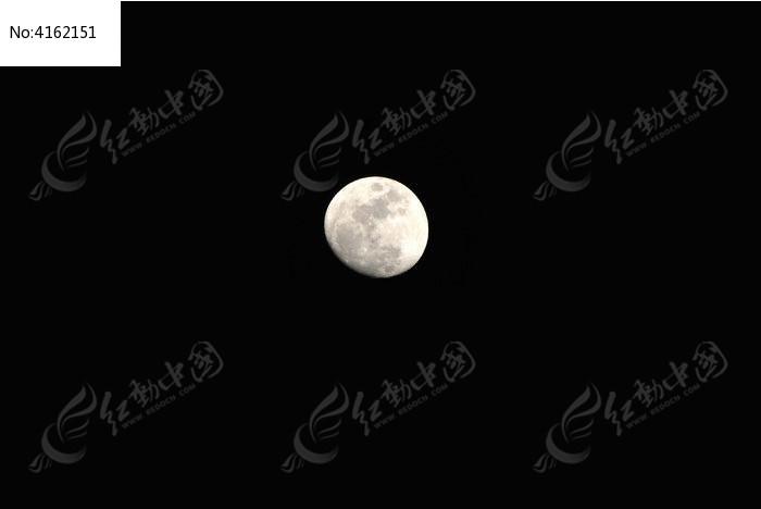 月亮图片,高清大图_自然风景素材