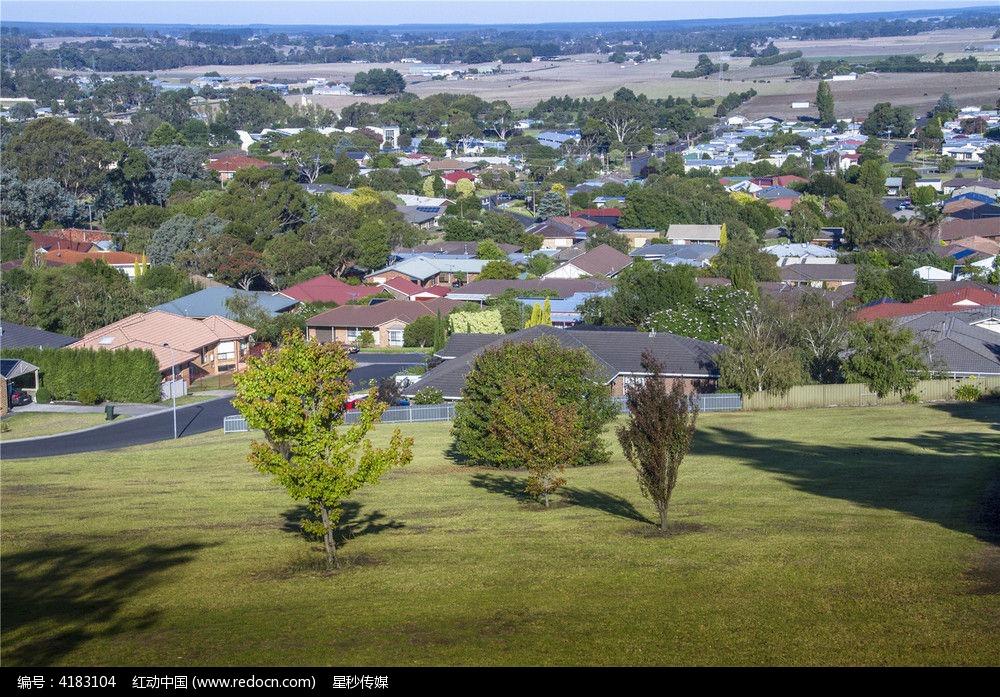 澳洲居民住宅区   居住地