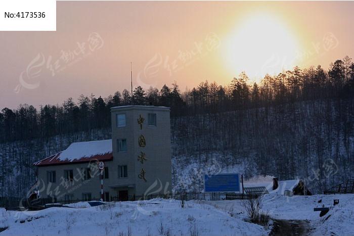 边境中国水文机构