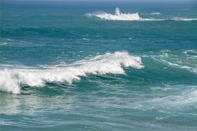 海水与海浪