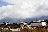 束河古镇建筑风光