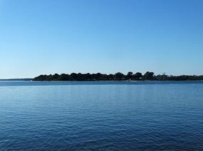 蔚蓝海域岛屿