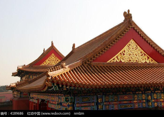 故宫精美古建筑