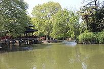 美丽的中国园林建筑
