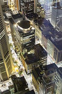 迷人的悉尼城市夜景