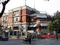 天津五大道历史建筑洋楼