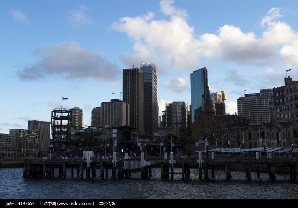 悉尼城市建筑办公楼图片