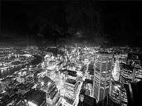 悉尼城市夜景