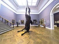 阿德莱德美术馆的现代艺术作品