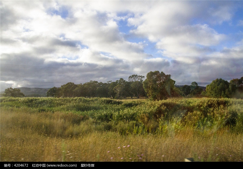 澳洲袋鼠岛沿途自然风光