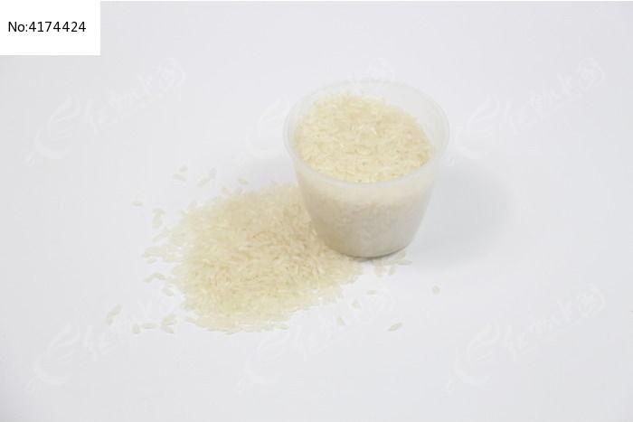 非转基因大米图片_东北有机长粒香非转基因大米25kg
