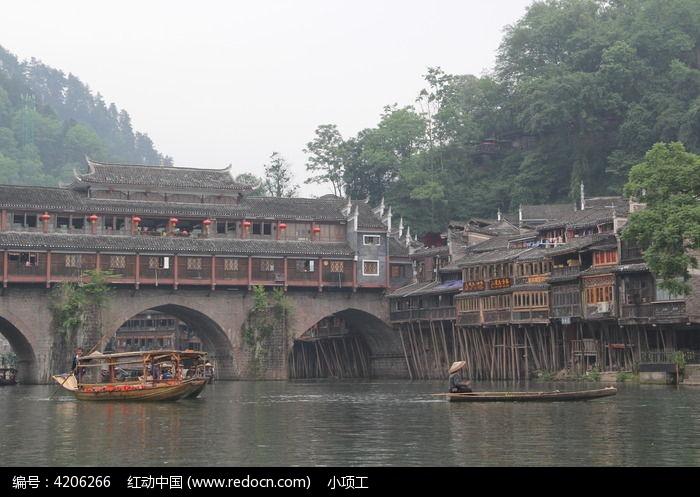 凤凰虹桥图片