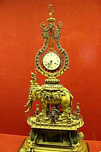 文物古董钟表