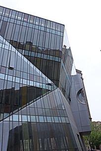 创意玻璃建筑