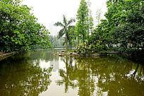 广州起义烈士陵园景观