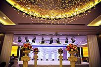 酒店大堂婚礼现场