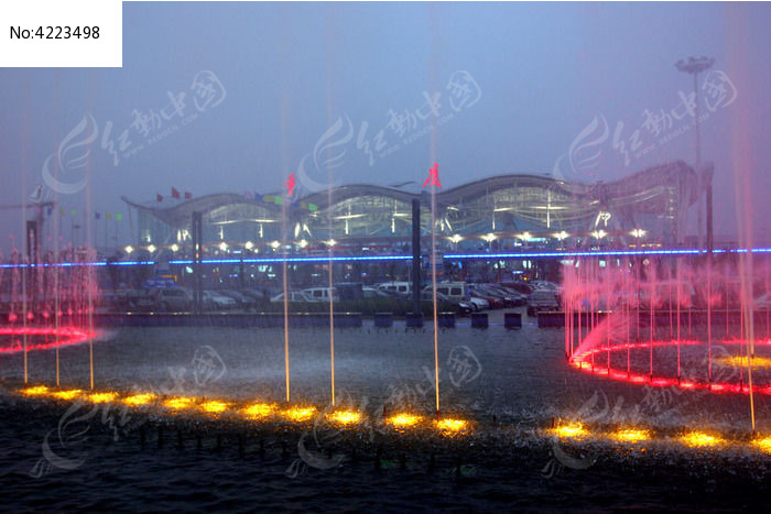 重庆机场候机大楼图片