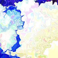 抽象数码印花