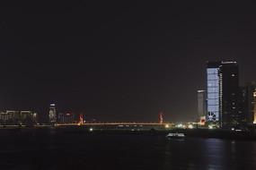 南昌赣江夜景