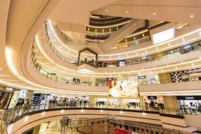 商场楼层空间