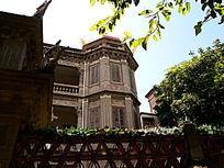八角形别墅
