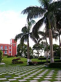 海上花园酒店之花园