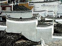凤凰古城古老建筑外观