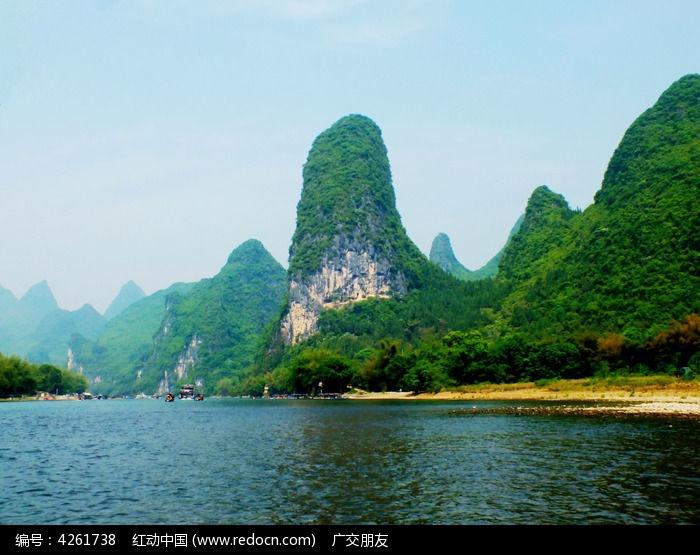 桂林山水美景图片,高清大图
