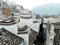 湖南凤凰古城古老建筑外观图片