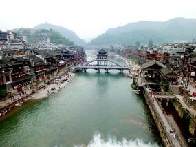 湖南湘西凤凰古城图片