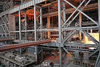 包钢薄板坯连铸连轧厂车间