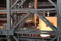包钢连铸连轧厂炼钢