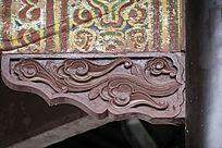 翠微园木雕图案