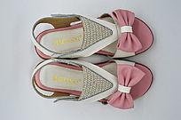 女童鞋横拍