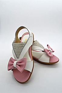 女童鞋造型