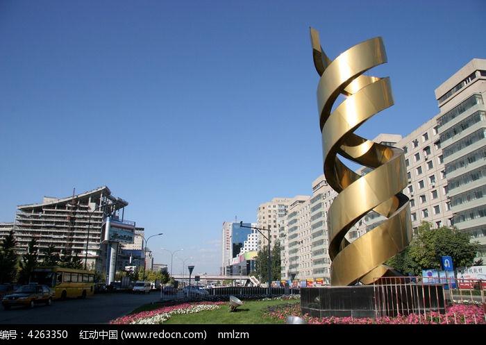 中关村_北京中关村雕塑